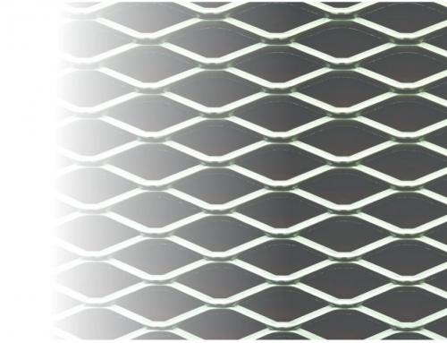 Harga Expanded Metal Murah Ready Stock Semua Type Ukuran 120 x 240 Bahan Steel Tanpa Coating
