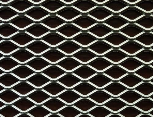 Expanded Metal Mesh Harga Murah Semua Jenis Bahan Dasar Steel