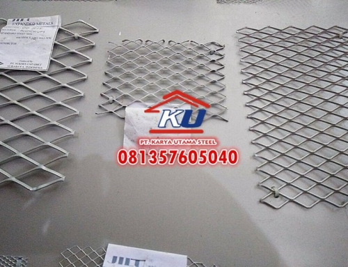 Harga Expanded Metal Murah Type GM 30080 Ready Stock
